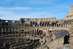 Colosseum de Rome au Latium en Italie Image libre de droits
