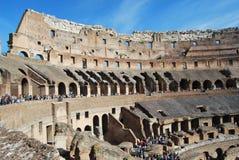 Colosseum de Rome au Latium en Italie Images stock