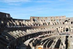 Colosseum de Rome au Latium en Italie Photos libres de droits
