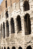 Colosseum detail royalty free stock photos
