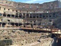 Colosseum di Roma nel Lazio in Italia Fotografie Stock Libere da Diritti