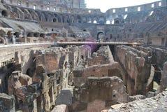 Colosseum di Roma nel Lazio in Italia Immagini Stock Libere da Diritti