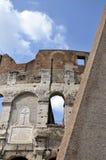 Colosseum diagonal imagen de archivo