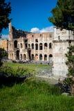 Colosseum e Constantine Arch, Roma Arquitetura e marco de Roma fotos de stock