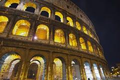 Colosseum - el emperador romano Imágenes de archivo libres de regalías