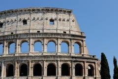 Colosseum eller Coliseum Arkivfoton
