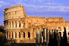 Colosseum em Dia Fotografia de Stock Royalty Free