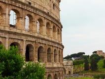Colosseum em Roma, fotografia de stock royalty free