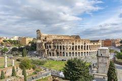 Colosseum em Roma Fotografia de Stock Royalty Free
