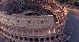 Colosseum em Roma filme