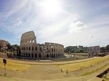 Colosseum em Roma, Italy fotos de stock royalty free