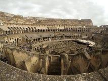 Colosseum em Roma, Italy imagem de stock royalty free