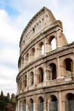 Colosseum em Roma, Italy fotografia de stock