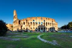 Colosseum em Roma, Italy Imagens de Stock