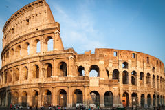 Colosseum em Roma, Italy Fotos de Stock Royalty Free