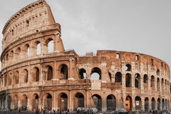 Colosseum em Roma Italy Fotos de Stock Royalty Free