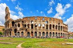 Colosseum em Roma, Italy Fotografia de Stock Royalty Free