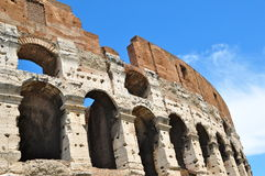 Colosseum en Italia Imagen de archivo