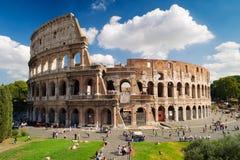 Colosseum en Roma Fotos de archivo libres de regalías
