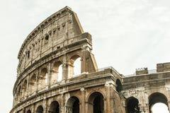 Colosseum en Roma Imagen de archivo libre de regalías