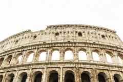 Colosseum en Roma Fotografía de archivo