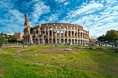 Colosseum en Roma, Italia fotografía de archivo