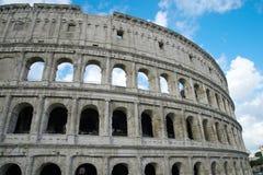 Colosseum en Roma Italia Imagen de archivo
