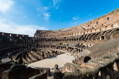 Colosseum famoso imagen de archivo