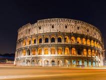 Colosseum famoso durante foto de archivo libre de regalías