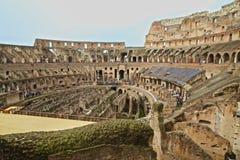 Colosseum Flavian Amphitheatre Rome Italy Royalty Free Stock Photo