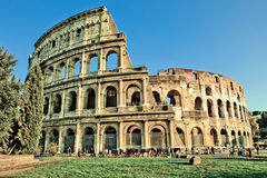 Colosseum HDR Stock Images