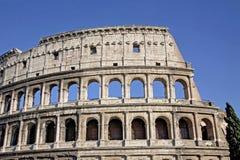Colosseum, het wereldberoemde oriëntatiepunt in Rome Royalty-vrije Stock Foto's