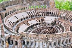 Colosseum i miniatyr royaltyfri foto