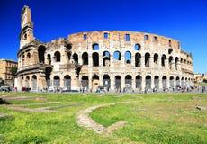 Colosseum i Rome Fotografering för Bildbyråer