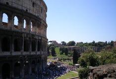 Colosseum i Rome Royaltyfri Foto