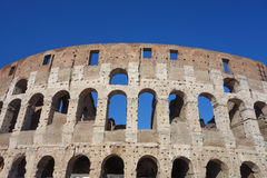 Colosseum i Rome Arkivbilder