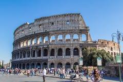 Colosseum i Rome Royaltyfria Bilder
