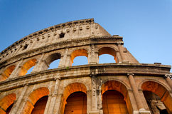 Colosseum i Rome, Italien Royaltyfri Foto