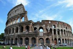 Colosseum i Rome, Italien Royaltyfri Fotografi