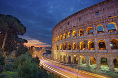 Colosseum. Royalty Free Stock Image