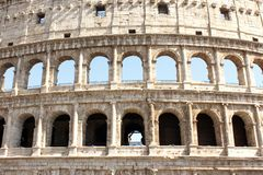 Free Colosseum In Rome - Flavian Amphitheatre Closeup, Italy, Europe. Royalty Free Stock Photos - 149537458