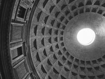 Colosseum Innenraum Lizenzfreie Stockfotografie