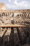 Colosseum from inside-II-Rome Stock Photography