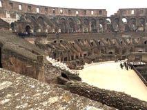 Colosseum interior Fotografía de archivo libre de regalías