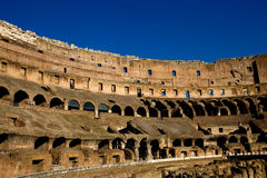 Colosseum Internal Royalty Free Stock Image