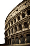 Colosseum Close up Isolated  Stock Images