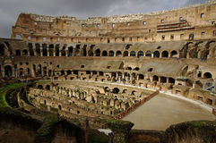 The Colosseum. Italy. stock image