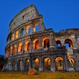 colosseum italy roman rome arkivbild