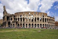 colosseum italy rome Arkivbild