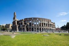 colosseum italy rome Royaltyfri Bild